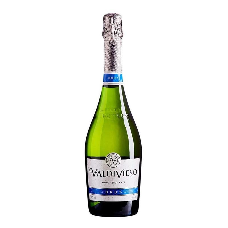 Champagne Valdivieso, Brut Botella 750 cc.