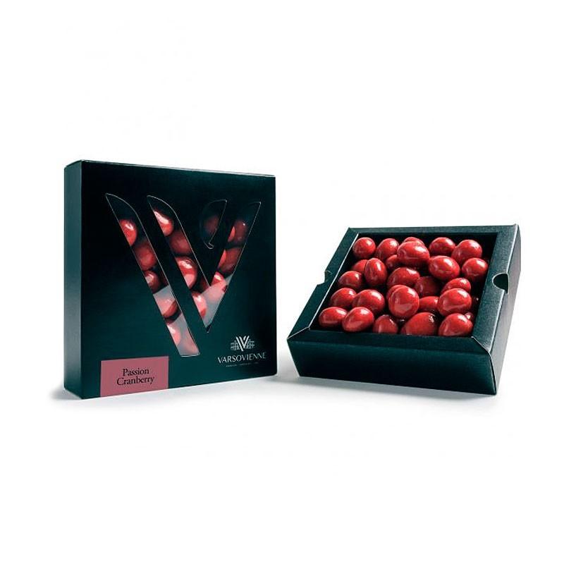 Chocolate Varsovienne Gragea Passion Cranberry 120 Grs.