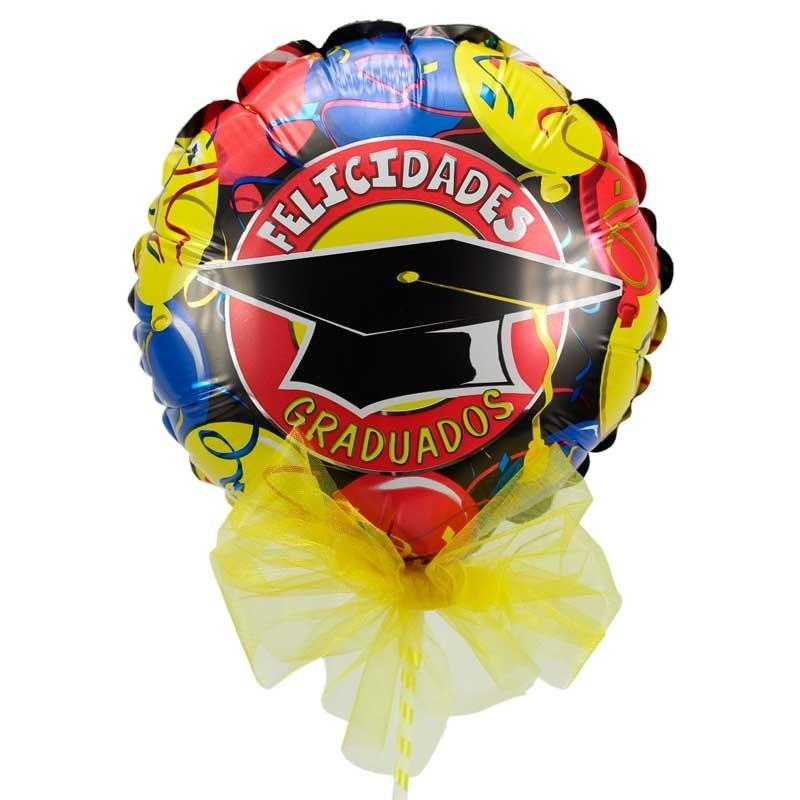 Globo Metálico Graduación