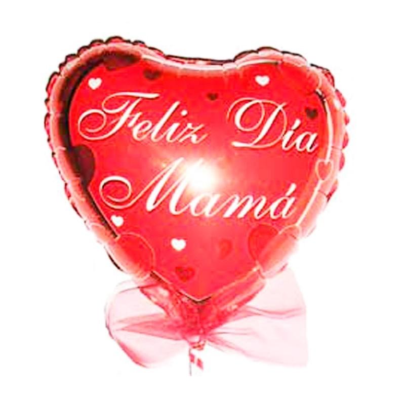 Globo Metálico Feliz Día de La Madre